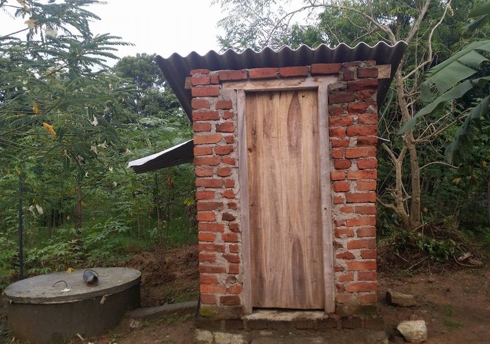 Toilet Project | Rural Community Toilet Project (Sanitation First) – Toilet 01 (දෙසැම්බර් 05)