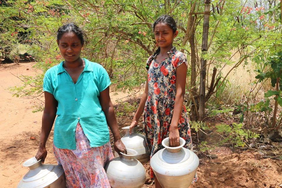 Project Water 2018 | Water Means Life (වැල්ලවාය) – Day 01 – Part 04  නියඟයෙන් පීඩා විඳින අසරණ පවුල් 500±කට ජලය ලබාදීම.
