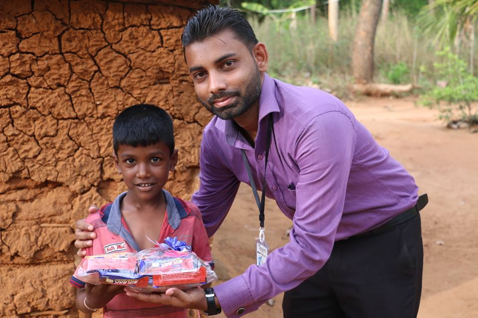 Samajasathkara donation 13