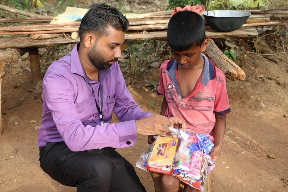 Samajasathkara donation 15