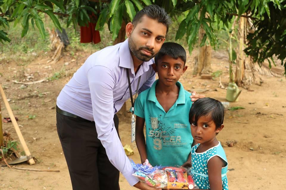 Samajasathkara donation 16