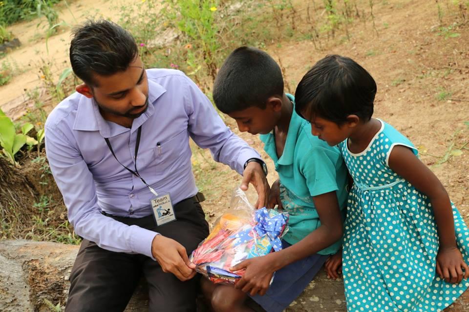 Samajasathkara donation 3