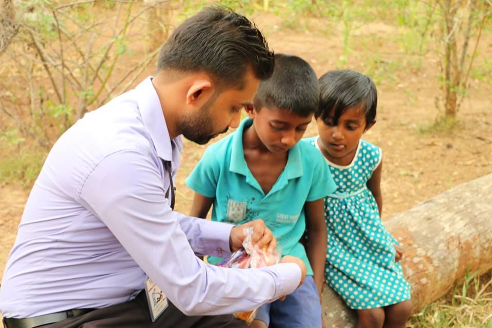 Samajasathkara donation 8
