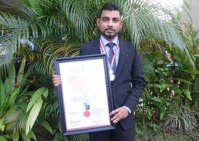 deshamanya award 21
