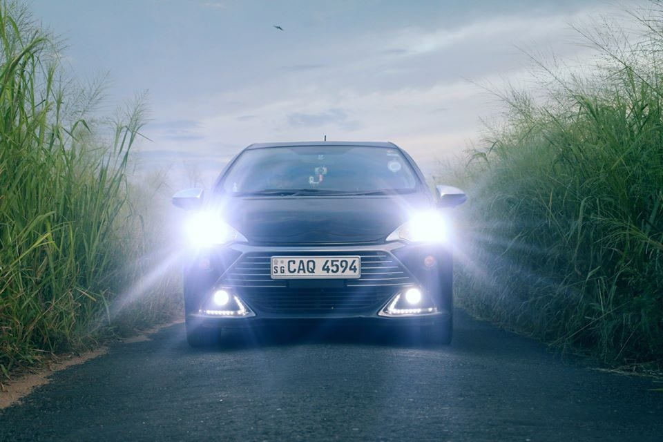 vehicle 6