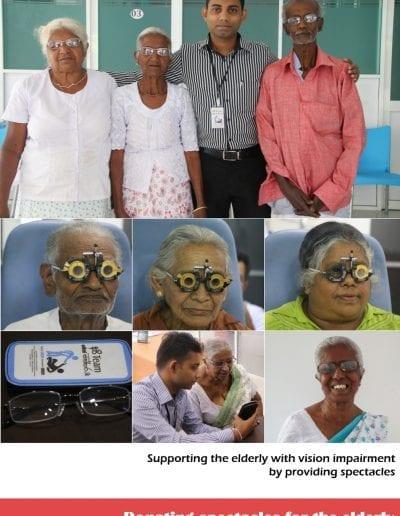 Project 48 eye glasses adults