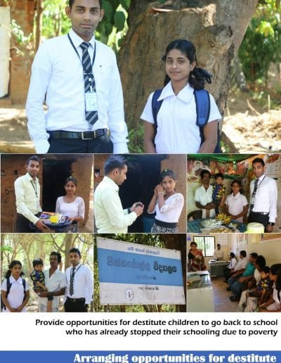 Project 76 school support