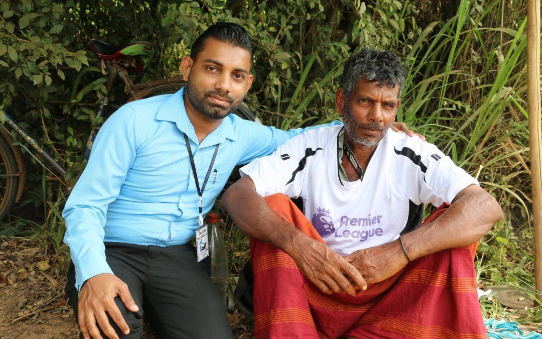Donating T-Shirts