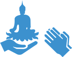 Buddhist Statue Puuja