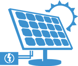 Distributed 24 Solar Panels