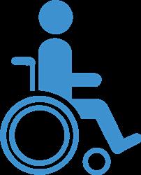 Donated 64 Wheel Chairs