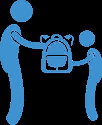 Donating School Bags